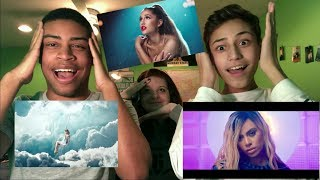 Ariana Grande - breathin ( REACTION!) PLUS Dinah Jane -