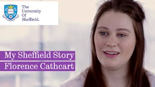 Florence Cathcart on why she chose Sheffield and her work with Philosophy in the City