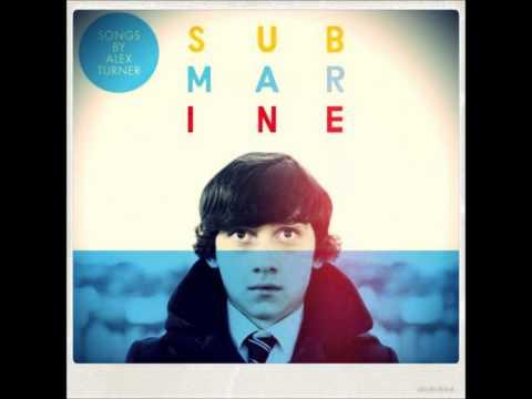 Stuck On The Puzzle - Alex Turner (Submarine Soundtrack)