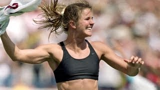 Brandi Chastain: Her Historic 1999 World Cup Kick