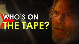 Bad Times At The El Royale: Who Was On The Tape?