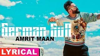 German Gun – Amrit Maan