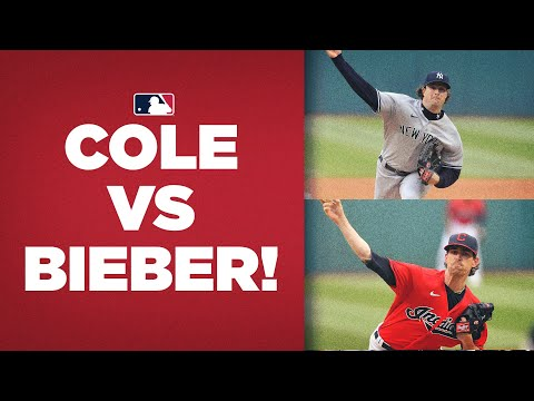 EPIC matchup lives up to hype! Gerrit Cole vs. Shane Bieber have amazing duel in Yankees-Indians!