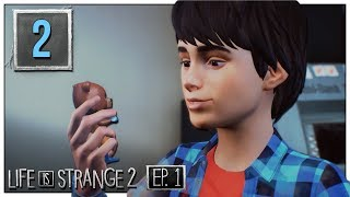 Let's Play Life is Strange 2 [Episode 1] Alternate Part 2 - Steal EVERYTHING - PC Gameplay