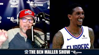 Lou Williams Committed No Crimes Enjoying Wings at Magic City | Ben Maller
