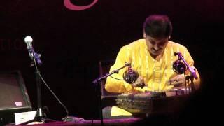 Sandip Chatterjee - Sandip Chatterjee - Santoor Prabhu Edouard- Tabla, TARAB TANGER MUSIC FESTIVAL