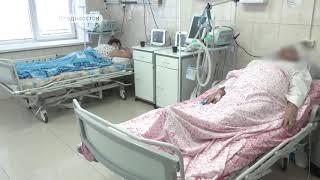 Уровень заболеваемости ОРВИ в Приморье превышен более чем на 15%