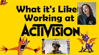 What It's Like Working At Activision