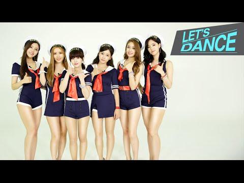 Let's Dance: T-ARA(티아라) _ So Crazy(완전 미쳤네) [ENG/JPN/CHN SUB]