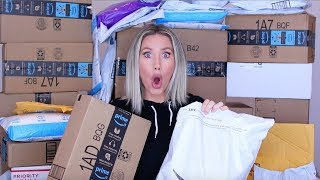 BIGGEST BABY SHOWER GIFT UNBOXING!!!
