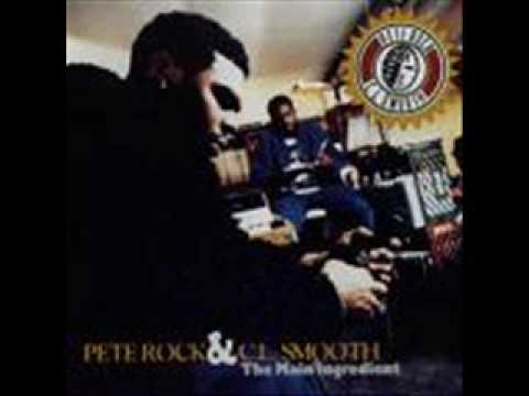 Pete Rock & C.L. Smooth - Get On The Mic