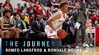Teammates: Romeo Langford & Rondale Moore | Indiana | Purdue | The Journey