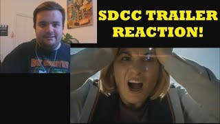 DOCTOR WHO SDCC Series 11 Trailer - REACTION & THOUGHTS