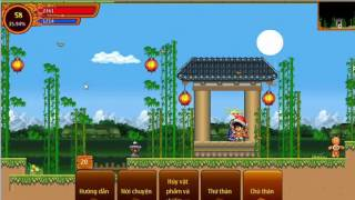 Vvietso1 tập 1 Ninja School Online : Hướng dẫn cộng tiềm năng cho người mới chơi