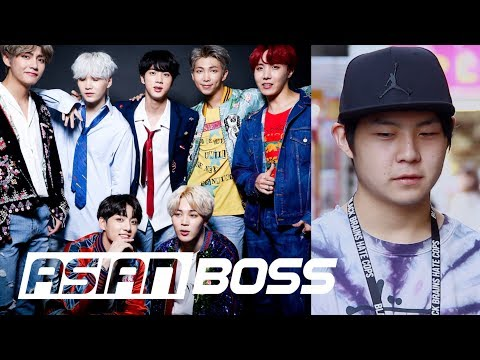 What Do The Japanese Think Of K-pop And BTS? | ASIAN BOSS
