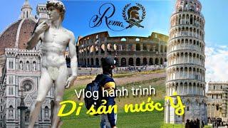 Nhiều điều bạn chưa biết về nước Ý từ Florence đến La Mã/ Du lịch Châu Âu