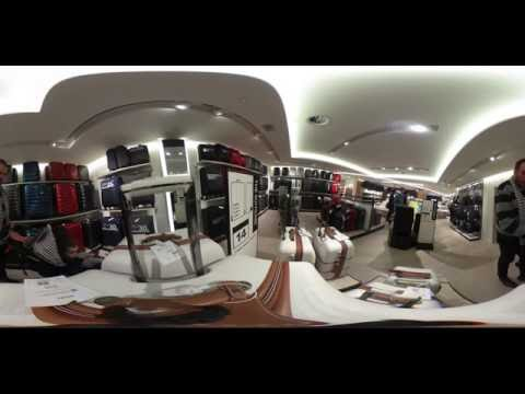 360° Tour of David Jones New Wellington Store