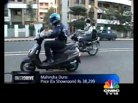 Honda Activa vs TVS Wego vs Mahindra Duro