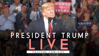LIVE: President Trump in Montoursville, PA