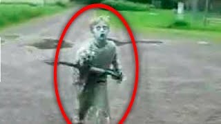 Top 5 Scariest Things Caught ON DASHCAM!