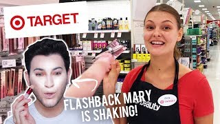 TARGET EMPLOYEE PICKS MY FULL FACE OF DRUGSTORE MAKEUP... IT WAS ROUGH!