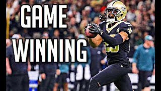 "NFL ""Game Winning"" Interceptions 