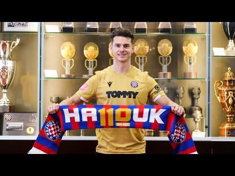 Alexander Kačaniklić is new Hajduk player