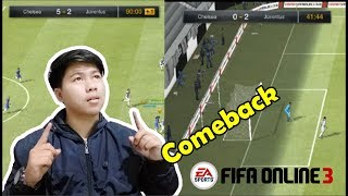 Come Back Is Real - FIFA ONLINE 3 Gameplay INDONESIA #45
