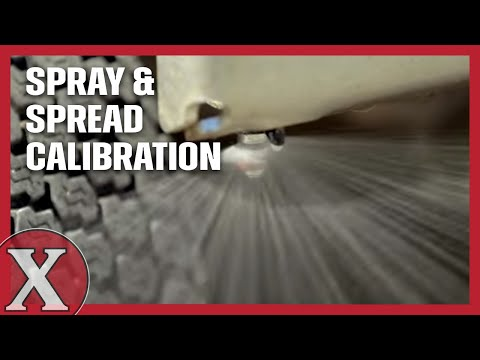Exmark Spreader-Sprayer: Calibration of Spray and Spread Systems - Part 4