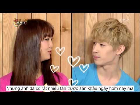 [Vietsub] 130704 Happy Together Henry Kyuhyun (Super Junior) p5