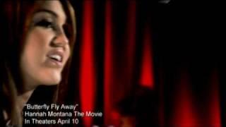 Hannah Montana - Butterfly Fly Away