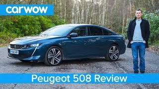 Peugeot 508 2019 in-depth review | carwow Reviews