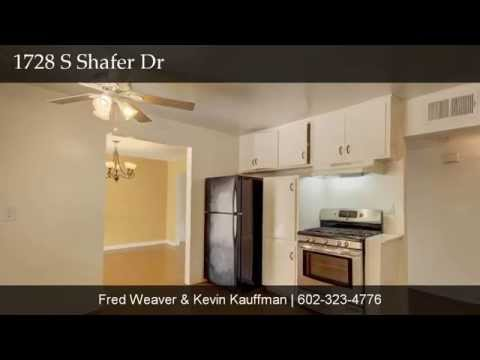 1728 S Shafer Dr, Tempe, AZ 85281 Presented by Group 46:10 - Keller Williams Realty Phoenix