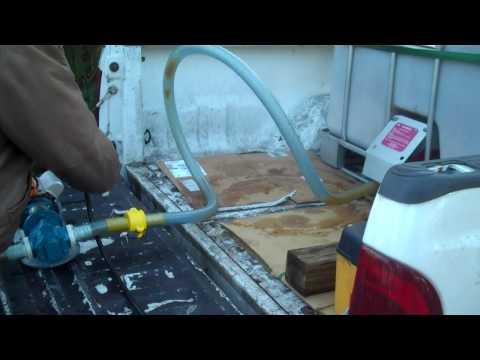 Fast Moving Gear Oil Pump – WVO Designs