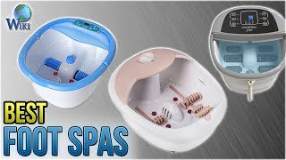 8 Best Foot Spas 2018