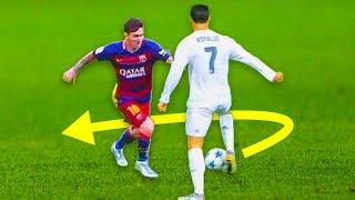 5 Vezes Que Cristiano Ronaldo Humilhou Lionel Messi