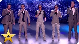 CONFIRMED ACT - Collabro | BGT: The Champions