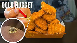 How Many Chicken Nuggets Can You Buy With A Gold Nugget?