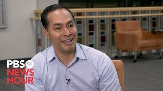 WATCH: Julián Castro on what Democrats need to beat Trump in 2020