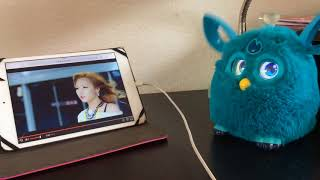Furby Connect Dances to Gangnam Style