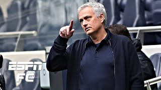 Tottenham vs. Man United: Spurs aren't built to do what Jose Mourinho asks them – Hislop | ESPN FC