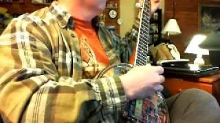 Cookie-Tin Banjo