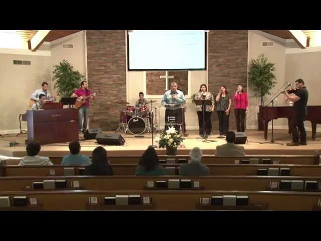 Living Word Arabic Church Worship Team