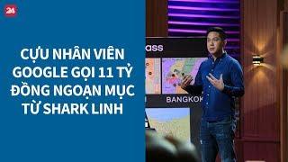 Shark Tank Việt Nam tập 2: Cựu nhân viên Google gọi 11 tỷ đồng ngoạn mục| VTV24