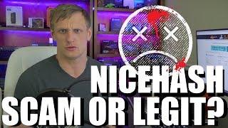 I Lost Money on Nicehash