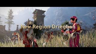 Drieghan Region Trailer preview image