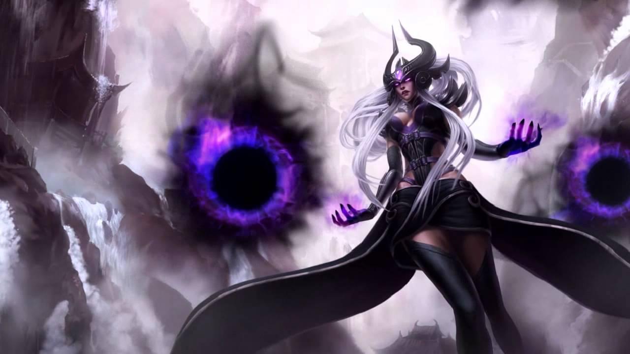 Syndra - (Dreamscene HD) (wallpaper animated) - YouTube