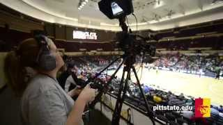 'Sports Broadcasting students help MIAA in KC