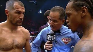 What a fight! Sergey Kovalev v Anthony Yarde official highlights