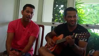 PARE COM ISSO (JOÃO MINEIRO & MARCIANO) - Edy Britto & Samuel #acústicosblognejo